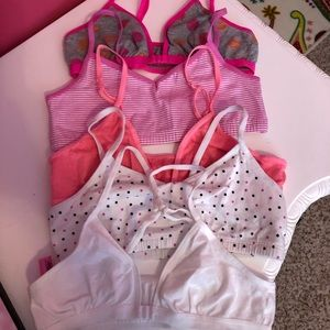 Other - Girls training bras Bundle 5 in the bundle